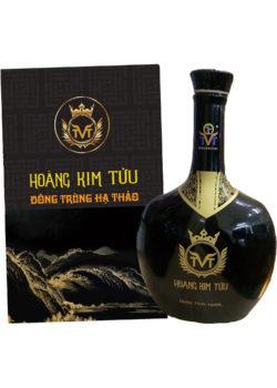 HOÀNG KIM TỬU (CHAI SỨ 750ML)